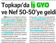 Topkapı'da İş GYO ve Nef 50-50'ye Geldi