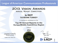 Top 80 Annual Reports in the Europe/Middle East/Africa Region