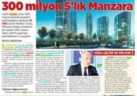 300 Milyon $'lık Manzara