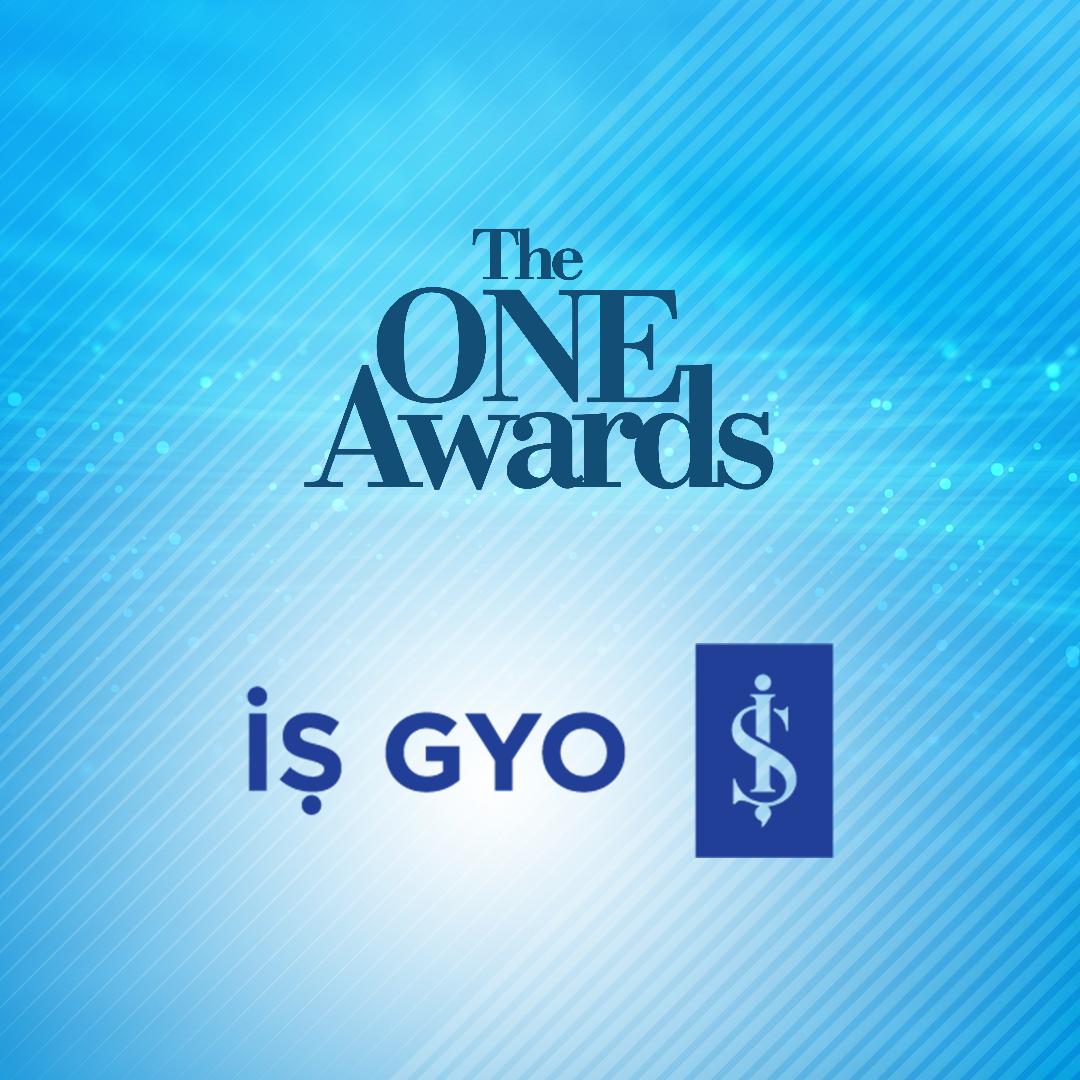 The ONE Awards Bütünleşik Pazarlama Ödülleri / Gayrimenkul ve İnşaat Sektörü Kategorisi - Yılın İtibarlısı