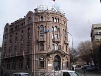 Ankara-Ulus Historical Office Building