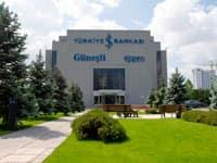 İstanbul Güneşli Office Building